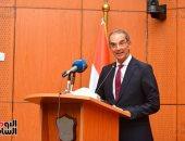 نائب وزير الاتصالات يؤكد تسجيل أكثر من 3 آلاف مواطن على بوابة مصر الرقمية اليوم