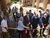 رئيس جامعة الإسكندرية يفتتح معامل بكلية العلوم بعد تطويرها بـ4.6 مليون جنيه