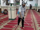 تجهيز  75 مسجدا لاستقبال المصلين لأداء صلاة الجمعة بجنوب سيناء
