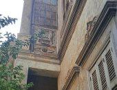 """حكاية صورة.. """"أحمد"""" يشارك بصورة للقصر الأثرى لعمدة قرية كوم أنجاشة"""