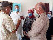 وكيل صحة الغربية يتابع سير العمل بمستشفى صدر المحلة.. صور