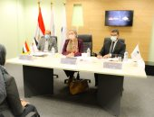 وزيرة البيئة: الشباب من الركائز الهامة والأساسية فى خطط ومحاور عمل الوزارة