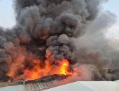 مصرع 4 أشخاص جراء حريق فى مشفى للمدمنين بروسيا