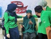 وزيرة التضامن توجه بتقديم الدعم لسيدة مسنة توفى زوجها ولا تجد من يرعاها