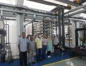 رئيس شركة المياه بسيناء يعلن تشغيل محطة تحليه مياه البحر بالريسة تجريبيا
