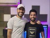 رامى جمال يتعاون مع الشاعر عمرو المصرى فى ألبومه الجديد