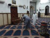 أوقاف الأقصر يعقد إجتماع لمناقشة الخطط الدعوية والإجراءات الإحترازية بالمساجد
