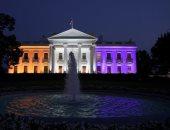 100 عام من الحرية .. إضاءة معالم أمريكا احتفالا بمنح المرأة حق التصويت.. ألبوم صور
