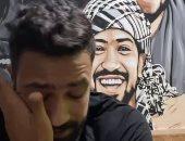 عمرو راضى باكيا عندى مشكلة فى ضهرى ويوصى بالدعاء لليوتيوبر مصطفى الحفناوى