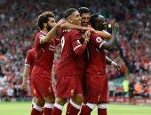 ليفربول يحتفل بفوز محمد صلاح ورفاقه على أرسنال مثل هذا اليوم منذ 3 سنوات.. صور