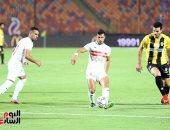 انطلاق مباراة الزمالك والمقاولون العرب في الجولة الـ 22 للدورى