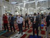 منطقة الأقصر الأزهرية: وعاظ الأقصر يشاركون في خطبة الجمعة بعد فتح المساجد