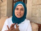 """بسنت نور الدين تنفى علاقتها بالإخوان وتؤكد """"أنا مصرية بعشق تراب بلدى""""..فيديو"""