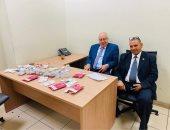 جمارك مطار القاهرة تضبط محاولة تهريب أدوية خاصة بعلاج الأورام