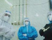 الجيش الأبيض.. فريق تمريض جامعة طنطا على خط مواجهة فيروس كورونا