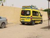 إصابة شخصين صدمتهما سيارة أثناء عبورهما الطريق في مدينة نصر