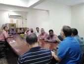 فريق التدريب بشركات الغاز يلتقى العاملين لتقييم أثر المشروع في الأقصر.. صور