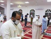 الفجر فقط.. عودة تدريجية لصلاة الجماعة فى البحرين.. ألبوم صور