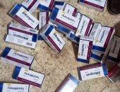 ضبط أدوية بدون ترخيص وتحرير محاضر تموينية فى حملات بالغربية .. صور