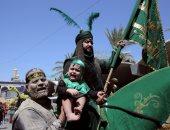 صور.. الشيعة في العالم يحتفلون بذكرى يوم عاشوراء