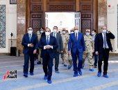 """السيسي للمسئولين: """"اللى مش هيقدر يحقق الانضباط يقولى سلام عليكم أنا مش قده"""""""