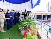 """الرئيس السيسى يشيد بجهد وزير التموين: """"مفيش نقص حصل فى السلع رغم كورونا"""""""
