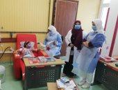 تشغيل تجريبى لقسم الغسيل الكلوى للأطفال بمستشفى النصر ببورسعيد