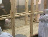 السجون تسمح لـ 7 نزلاء بزيارة زوجاتهم السجينات