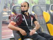 شاهد ردة فعل سيد عبد الحفيظ الغاضبة ضد لاعبى المصرى بعد السقوط المتكرر
