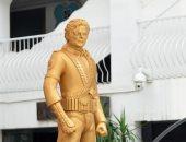 الكشف عن تمثال جديد لمايكل جاكسون بطول 1.8 متر في بكين.. صور