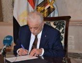 طارق شوقى يعلن إرسال نتيجة طلبة الدبلومة الأمريكية لمكتب التنسيق الأحد المقبل