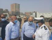 """محافظة القاهرة تزيل منطقة """"عزبة الصفيح"""" بالمطرية وتنقل 69 أسرة لوحدات بديلة بمشروع المحروسة"""