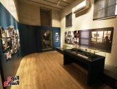 هنا عاش أديب نوبل.. متحف نجيب محفوظ يستقبل الزوار فى ذكرى رحيله.. ألبوم صور