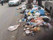 سيبها علينا.. شكوى من انتشار القمامة شارع شارع الحنفية العجمى