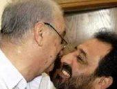 مجدى عبد الغنى يحيى ذكرى ميلاد سمير زاهر بصورة تجمعهما