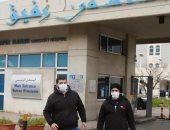 طائرات الجيش اللبناني تلقي منشورات تدعو للبقاء بالمنازل للحد من كورونا