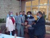 صور.. محافظ شمال سيناء يستقبل رئيس هيئة قصور الثقافة