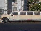 الأموال العامة تضبط سيارة مهربة جمركيا أثناء تجولها بشوارع سوهاج