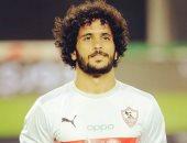عبد الشافى يدعم عبد الله جمعة بعد صناعة هدف فوز الزمالك أمام الطلائع