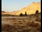 أخبار المحافظات اليوم.. سيول فى سانت كاترين بجنوب سيناء