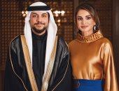 كل عام وأنت بخير يا أمى.. ولى عهد الأردن يهنئ الملكة رانيا بعيد ميلادها الـ50