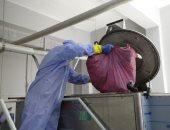 """مفرمتان جديدتان للمخلفات الطبية يدخلان الخدمة بـ""""مستشفيات المنيا الجامعية"""""""