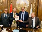نادى القضاة يصدر طبعة خاصة من كتاب دار القضاء العالى لـ خالد القاضى (صور)