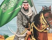 "سعوديون يحتفلون بعيد ميلاد ولى العهد بهاشتاج ""#محمد_بن_سلمان_35_سنه"""