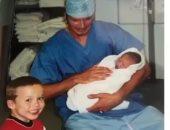 """ديفيد بيكهام يحتفل بعيد ميلاد ابنه """"روميو"""" الـ 18 بفيديو الذكريات"""