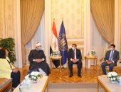 وزير الأوقاف يشارك فى إطلاق مبادرة الشخصية المصرية فى الخطاب الدينى