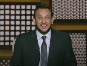 رمضان عبدالمعز: الدنيا لا راحة فيها وعلينا العمل للآخرة والتحلى بالأخلاق.. فيديو
