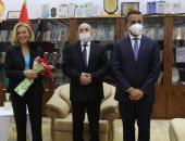 وزير خارجية إيطاليا يؤكد لرئيس البرلمان الليبى ضرورة تجميد عائدات النفط