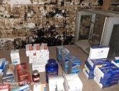 شعبة الأدوية ترصد موقعًا يبيع الأدوية بالتعاون مع عصابة تعمل فى مصنع