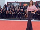 هند صبرى تستعيد ذكريات مشاركتها في مهرجان فينيسيا السينمائى العام الماضى